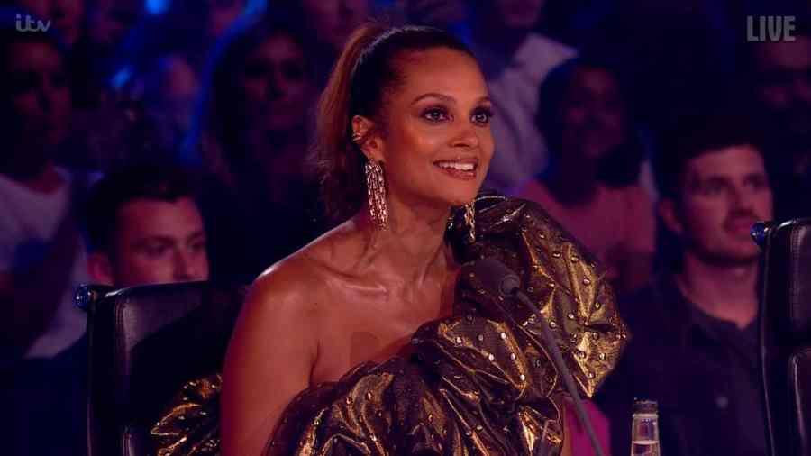 Britain's Got Talent 2019 live shows - Alesha Dixon