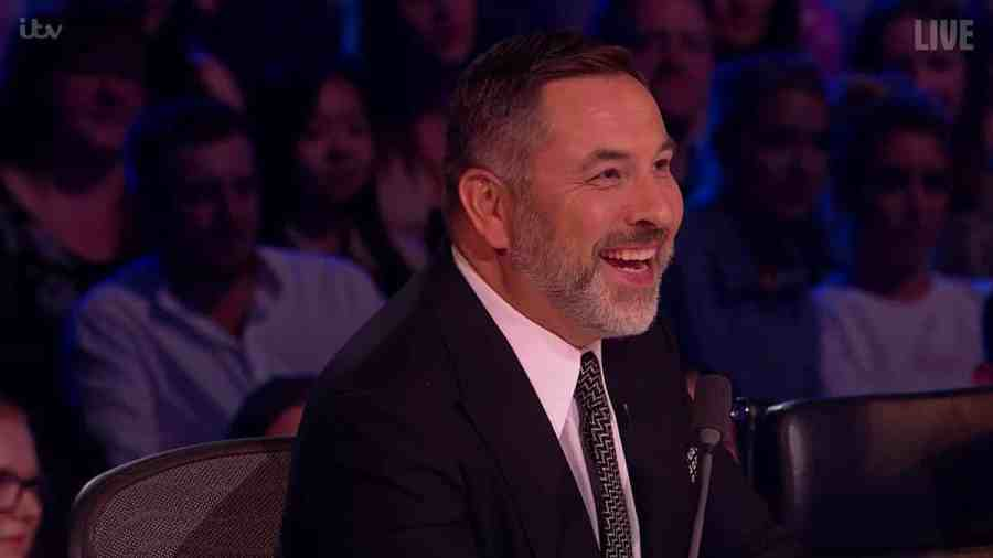 Britain's Got Talent 2019 live shows - David Walliams