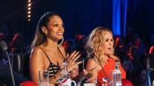BGT judges Alesha and Amanda