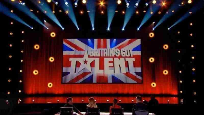 britains got talent 2019 logo