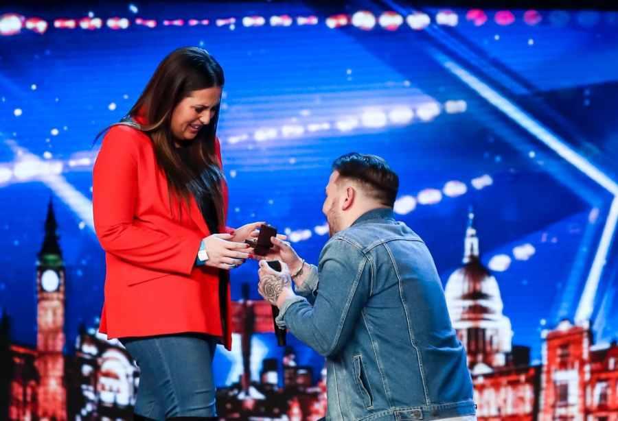 Britain's Got Talent proposal