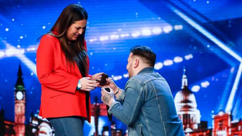Britain's Got Talent proposal