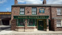coronation street generic set rovers - 3