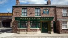 coronation street generic set rovers - 3