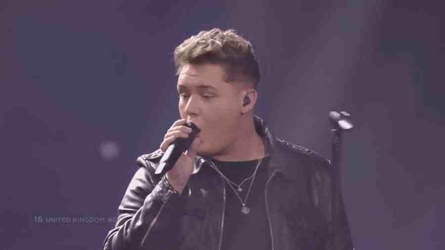michael rice 2019 eurovision uk