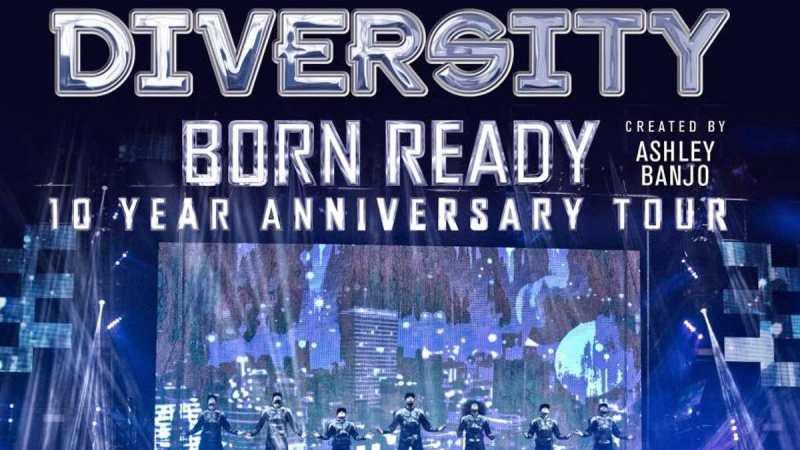Diversity 2019 tour tickets venues