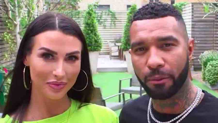 Jermaine Pennant Alice Goodwin