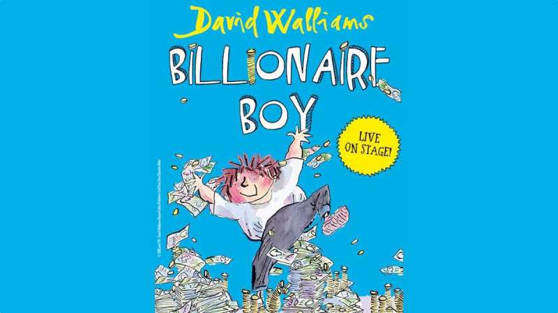 david walliams billionaire boy tickets