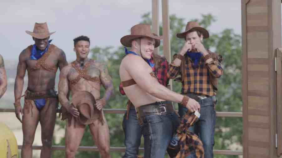 Cowboy challenge