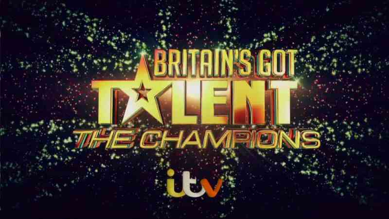 britains got talent 2019 champions logo