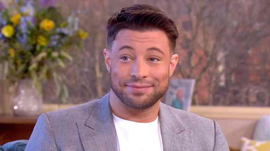 Duncan James on This Morning