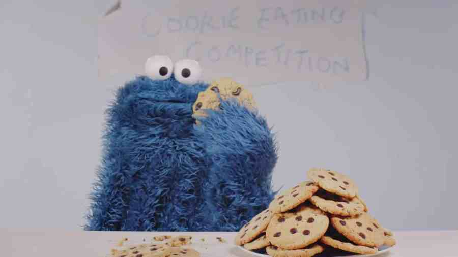 Cookie Monster appears in The Great British Bake Off 2019 trailer