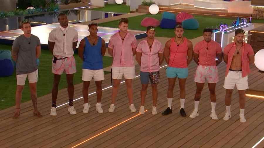 Love Island recoupling results boys 2019