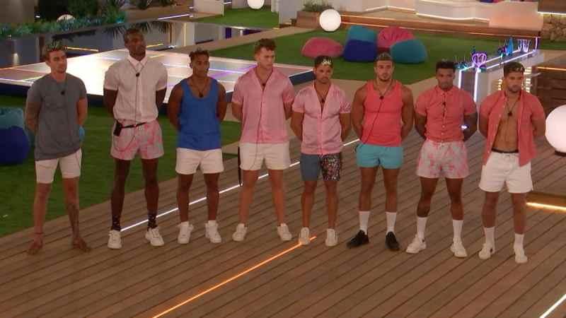 Love Island recoupling results boys 2019