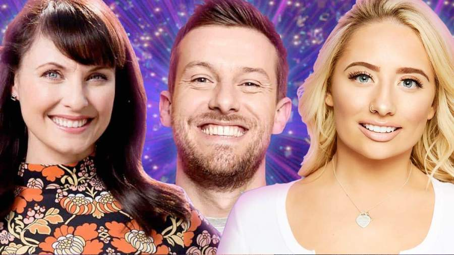 strictly come dancing 2019 line up