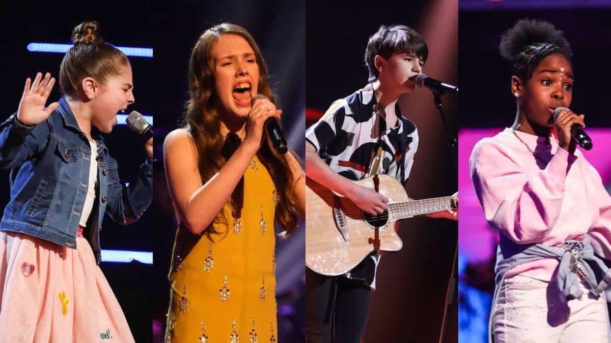 voice kids cast