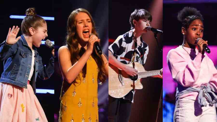 the voice kids 2019 final four contestants