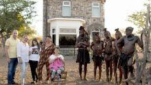 The British Tribe Next Door channel 4