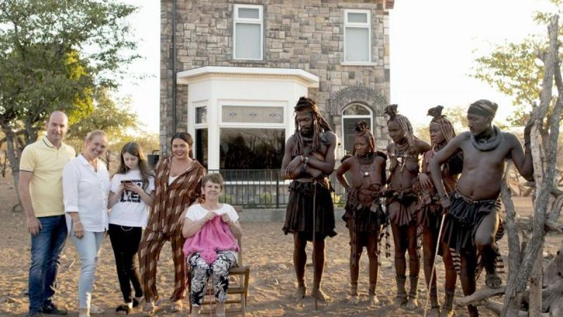 The British Tribe Next Door channel 4