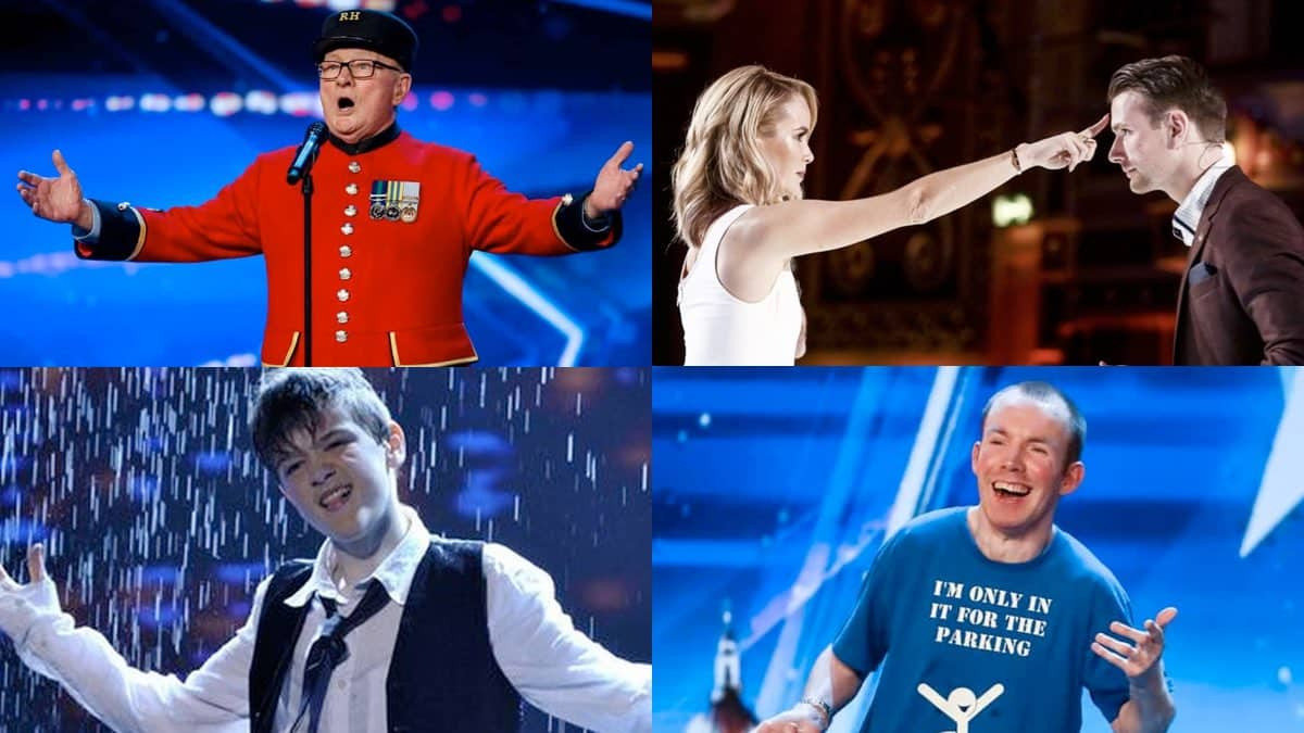8 Britain S Got Talent Winners Back For Champions Series But Diversity Isn T One Of Them Britain S Got Talent 2020 Tellymix