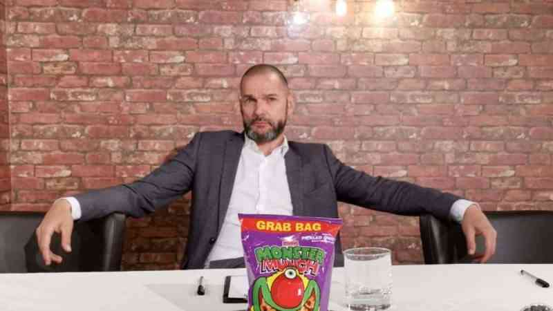 snackmasters Fred Sirieix