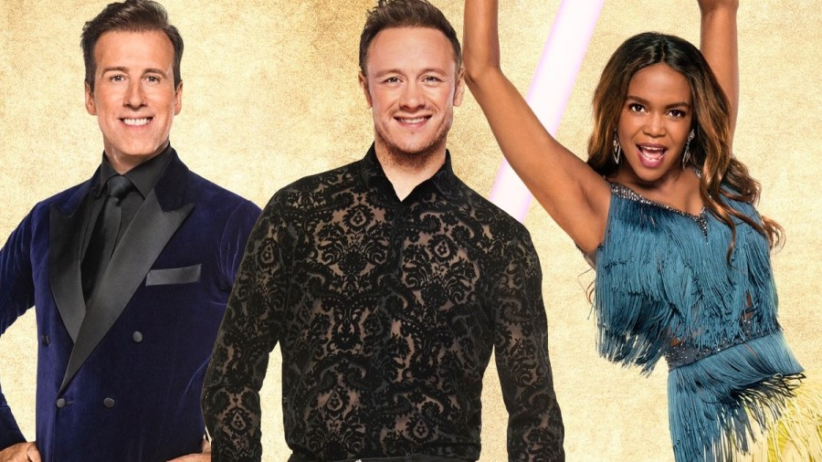 strictly come dancing pros 2019