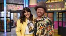 Keith Lemon Anna Richardson channel 4