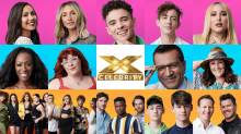 x factor 2019 celebrity