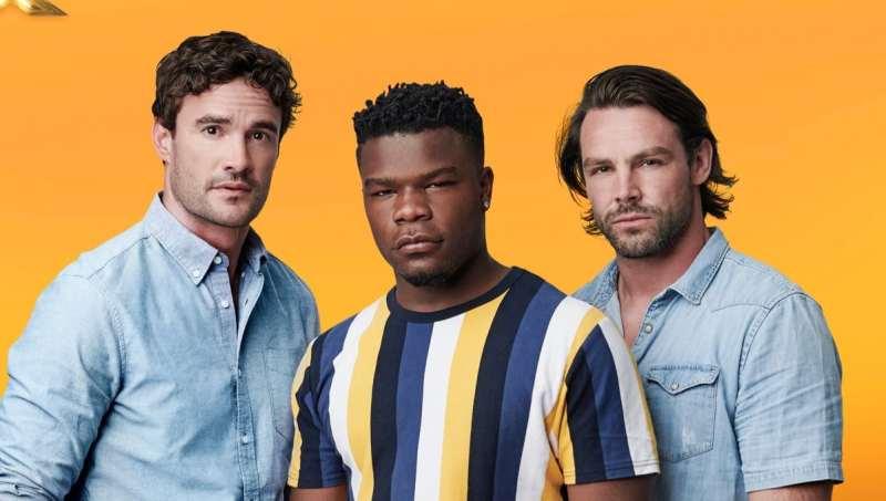 Try Star [Thom Evans, Levi Davis, Ben Foden].