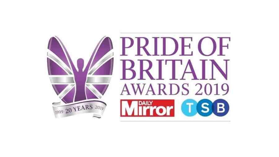 pride of britain awards 2019