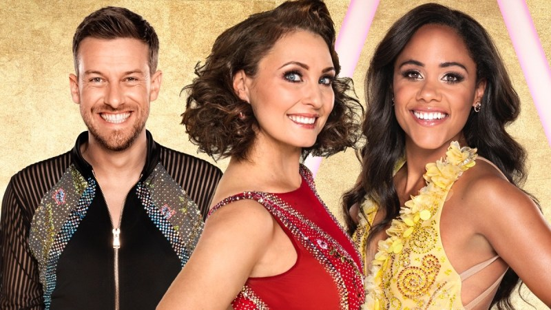 strictly 2019 line up glam
