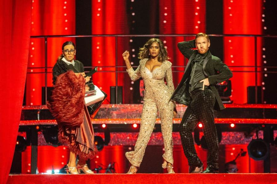 Strictly Come Dancing professionals group