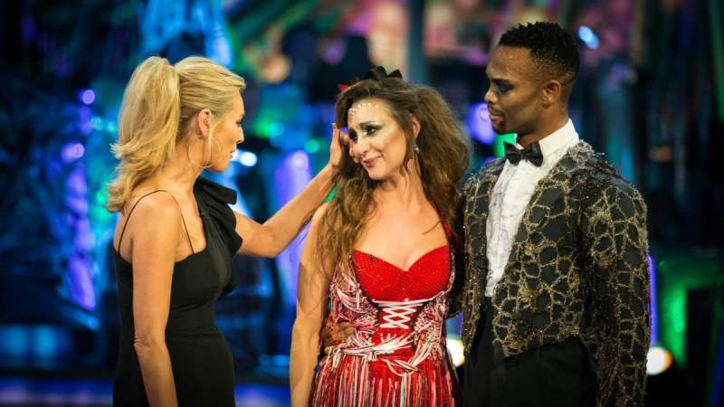 Strictly Come Dancing 2019 - TX6 RESULTS SHOW