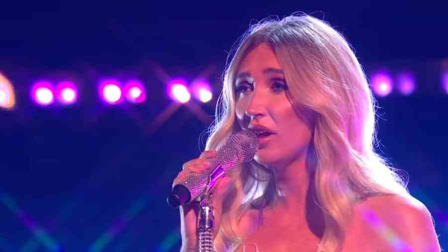 x factor 2019 celebrity live show 1 - 15 megan