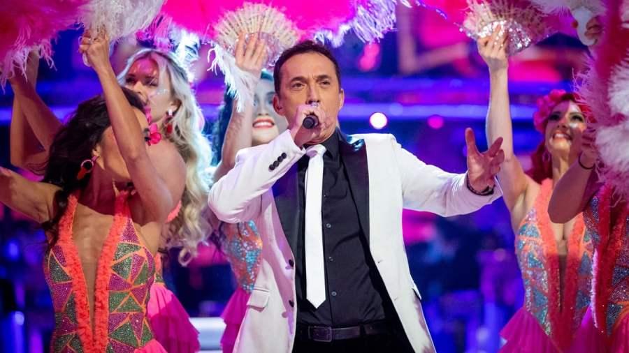 Bruno Tonioli strictly singing bb