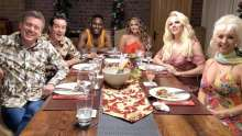 christmas come dine with me line up