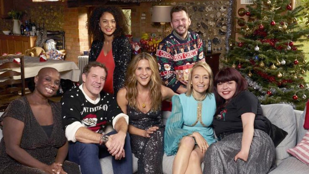 Food Unwrapped Does Christmas 2020 Channel 4's Food Unwrapped announces new presenters | TV | TellyMix