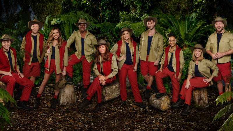im a celebrity 2019 line up full