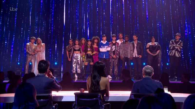 x factor 2019 results qf 1