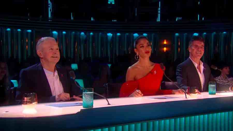 x factor judges celebrity