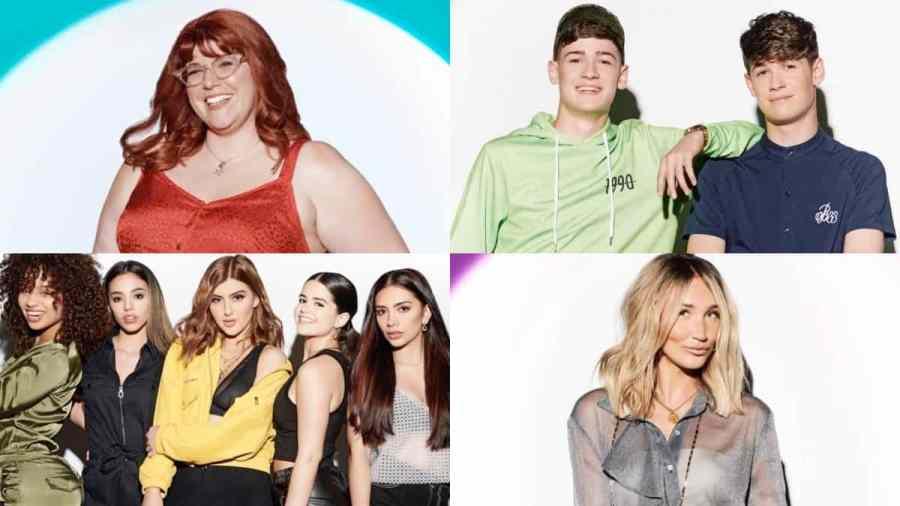 x factor poll 2019 celebrity final four