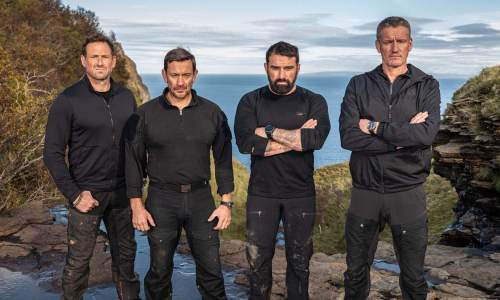 SAS Who Dares Wins 2020 season 5