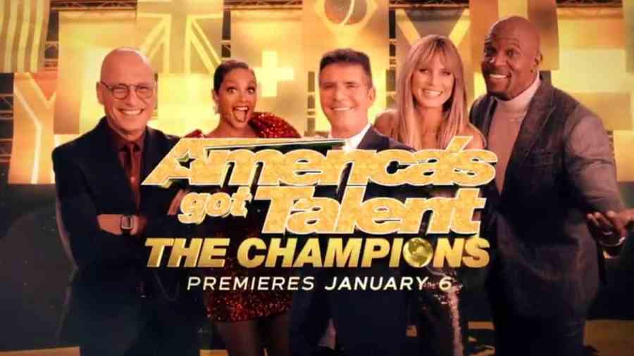 americas got talent contestants air date