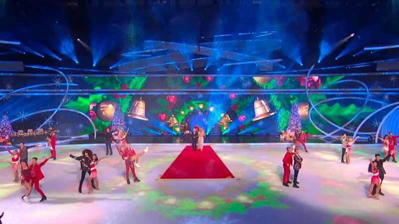 dancing on ice 2020 launch first dance