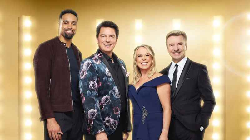 Dancing On Ice: 2020 on ITV