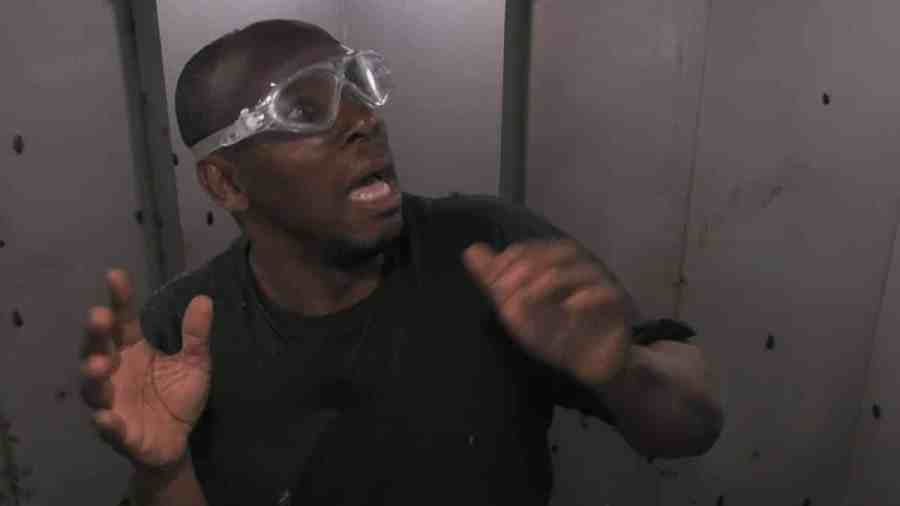 I'm A Celebrity 2019: Ian Wright faces the Hell-evator Bushtucker Trial