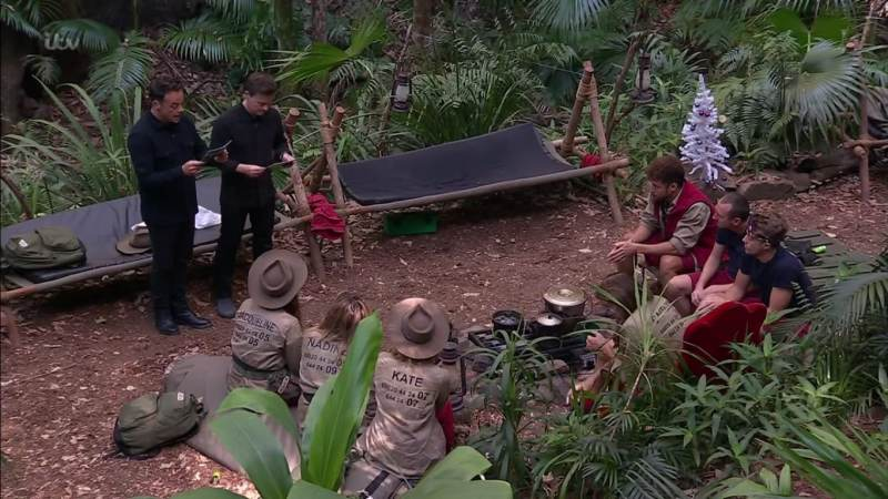 im a celebrity 2019 final results group thursday