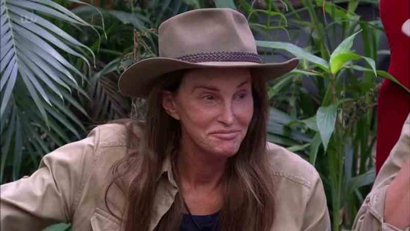 im a celebrity results november 4 caitlyn