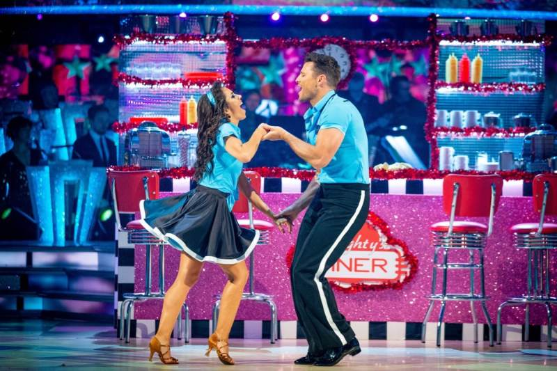 Janette Manrara, Mark Wright