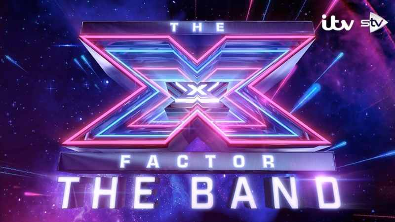 x factor the band